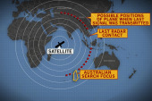Difficulties in the search for Flight 370