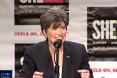 Will Joni Ernst cost the GOP Senate control?
