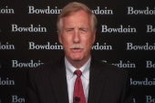 Sen. King: The ghost of Iraq is haunting...