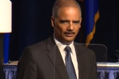 The practical side of what AG Holder...