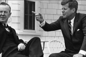 Kennedy 'our first television president'