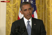 Obama's role in the immigration debate