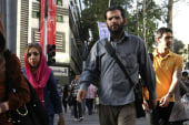 Mixed reaction in Iran on historic phone call