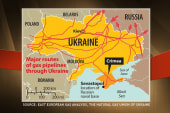 What fracking has to do with Ukraine crisis