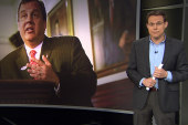 Chris Christie's popularity ensures his...