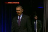 An 'eternally hopeful president'