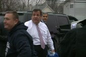 Is Christie scandal sinking in nationally?