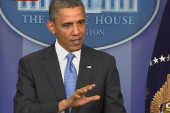 Obama tries to outline second term priorities