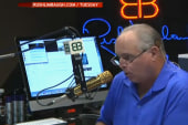 Limbaugh stokes heated battle over racism