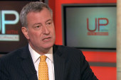 De Blasio: 'This is not the New York City...