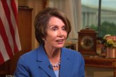 Pelosi: GOP stuck in a 'poverty of ideas'