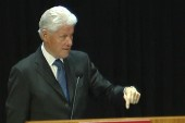 The impact Bill Clinton could have on 2014