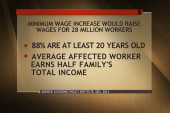 Minimum wage a 'gimme' at the polls