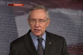 Did Reid justify use of nuclear option?