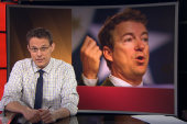 Rand Paul works to reach out to black voters