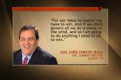 NJ Dems start to remember Chris Christie...