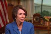 Pelosi on immigration: 'Give us a vote'