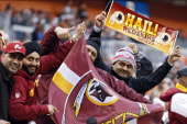 Redskins face growing controversy over name