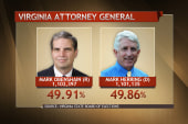 The race for Virginia Attorney General