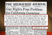 Jerry Brown's 1978 risky moves as a...