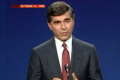 The moment that sunk Dukakis in 1988
