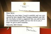Steve Kornacki had a presidential pen pal