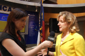Sen. Kay Hagan embraces health care reform