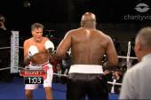 Watch Mitt Romney box Evander Holyfield