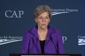 Elizabeth Warren helps doom Treasury nom