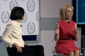 Andrea Mitchell: 'Stand up for yourself'