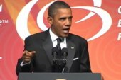 Obama to CBC: 'Put on your marching shoes'