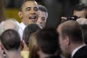 Obama hits swing states with new economic...