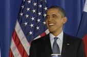 Obama touts economic recovery as campaign...
