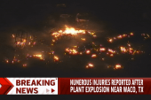 Hundreds injured in explosion at Texas plant