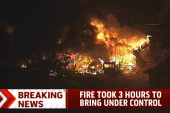 West, Texas resident describes chaos after...