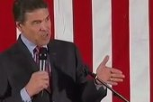 Perry announces new plan for Congress