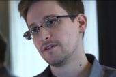The 'leak year': Gellman on Snowden