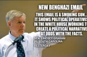 Graham: New Benghazi email is 'a smoking gun'