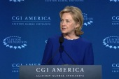 Clinton's big swing at Obama's Syria policy