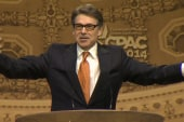 Rick Perry gets Texas-sized welcome at CPAC