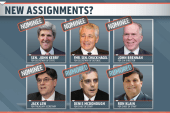 Cabinet comings, goings, and the trend of...