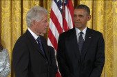 Clinton and Obama: Best frenemies?