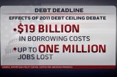 GOP eyes debt ceiling as shutdown rolls on