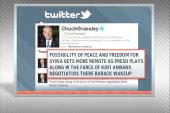 Iowa senator calls Obama 'stupid' on Twitter