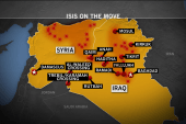 ISIS seizes control of Iraq's western border