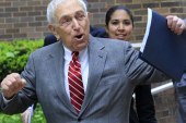 Lautenberg's is 'a very American story of...