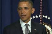 President Obama signs orders on gun...