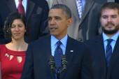 Obama: 'No excuse' for ACA website problems