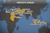Anti-American protests continue to spread