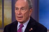 Bloomberg & NRA spar over gun safety